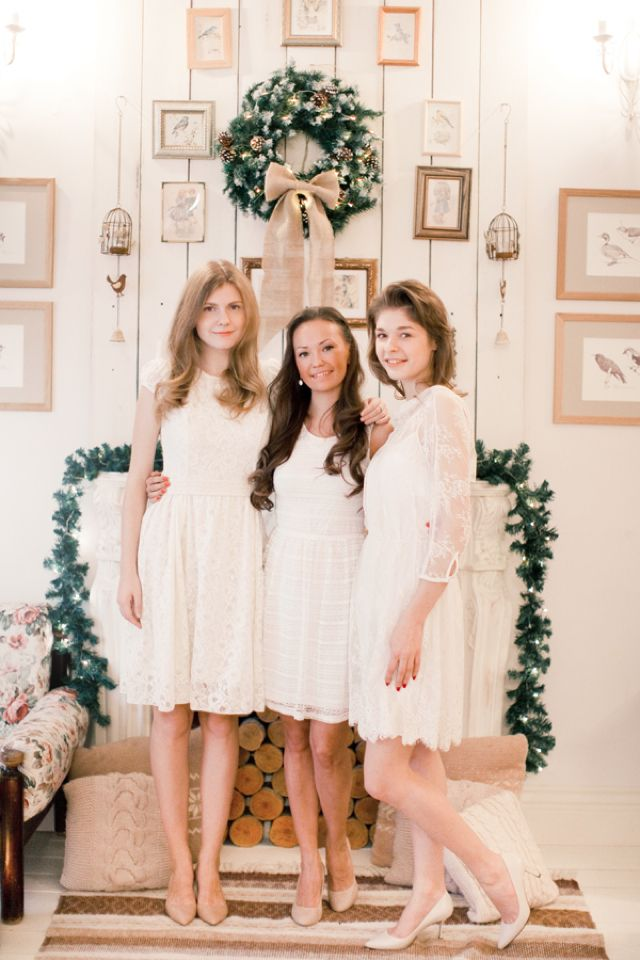 picture of charming winter bridal shower ideas 18
