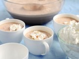 serve hot chocolate or cocoa for sure as this is right what cozies up everyone at your party