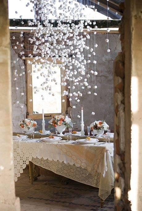 28 Charming Winter Bridal Shower Ideas