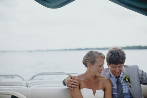 Charming Wisconsin Lake House Wedding
