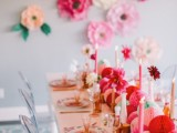 Cheerful And Lovely Bridesmaids Party Inspiration