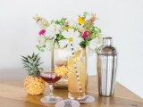 cheerful-kate-spade-inspired-wedding-shoot-with-pineapples-decor-9