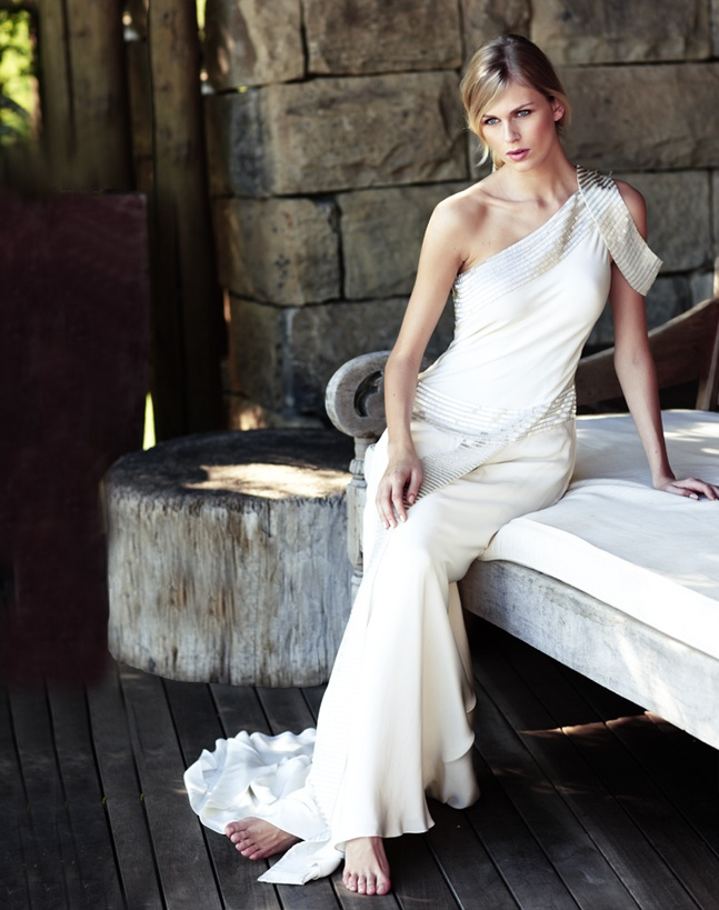 Wedding Dresses One Shoulder 33 Marvelous Chic And Romantic One