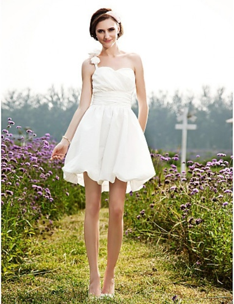 Wedding Dresses One Shoulder 67 Epic Chic And Romantic One