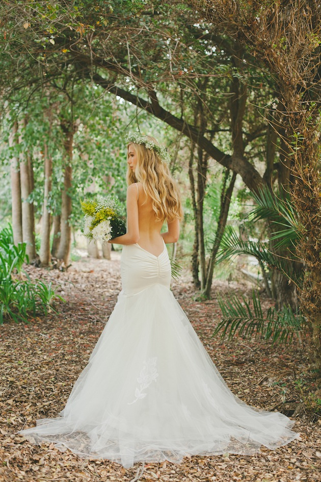 Backless Dress Wedding