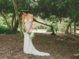 Chic Backless Wedding Dress Collection By Katie May