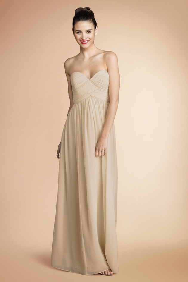 Chic Bridesmaids' Dresses By Donna Morgan - Weddingomania