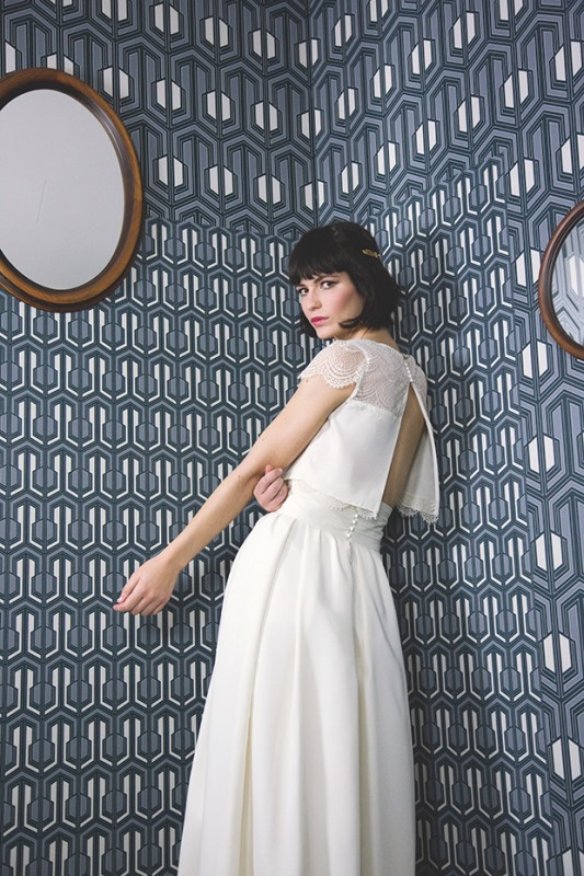 Picture Of chic elise hameau 2015 wedding dresses collection inspired by 1920s  8
