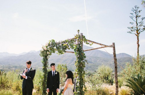 Chic, Relaxed And Whimsical Cat Themed Wedding