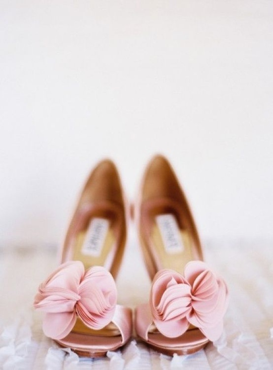 Light Pink Wedding Shoes Tbdress. Picture Of Chic Summer Wedding Shoes Ideas