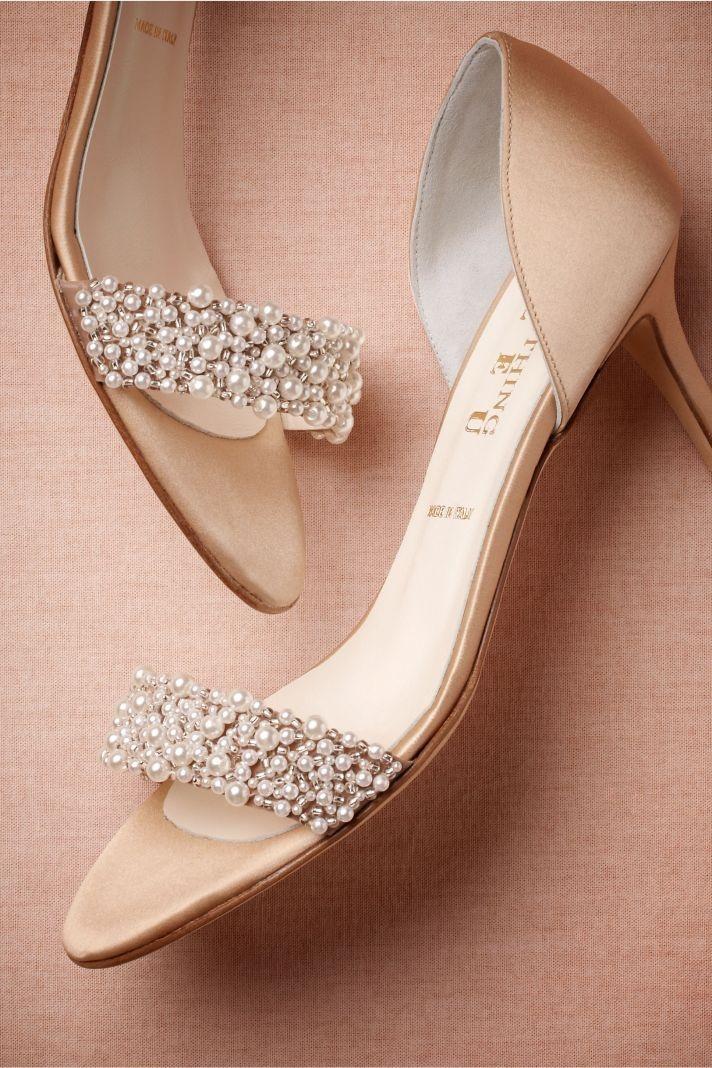 51 Chic Summer Wedding Shoes Ideas - Weddingomania