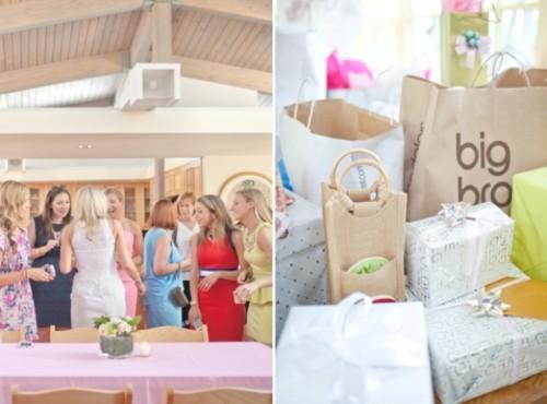 Chic Sweet Pink Bridal Shower