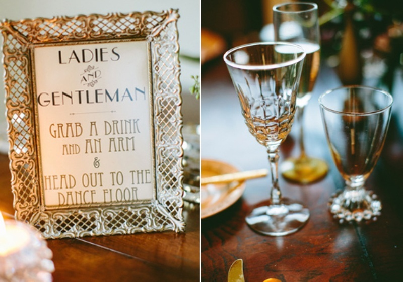 Picture of chick great gatsby wedding inspiration junglespirit Image collections