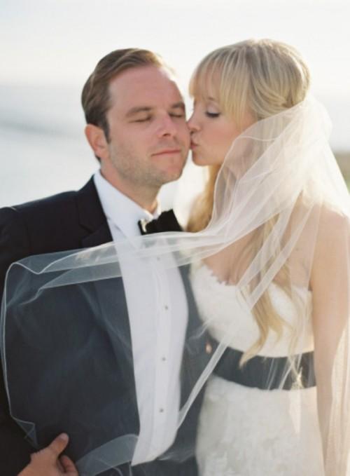 Classic And Elegant All White Wedding At Bacara Resort