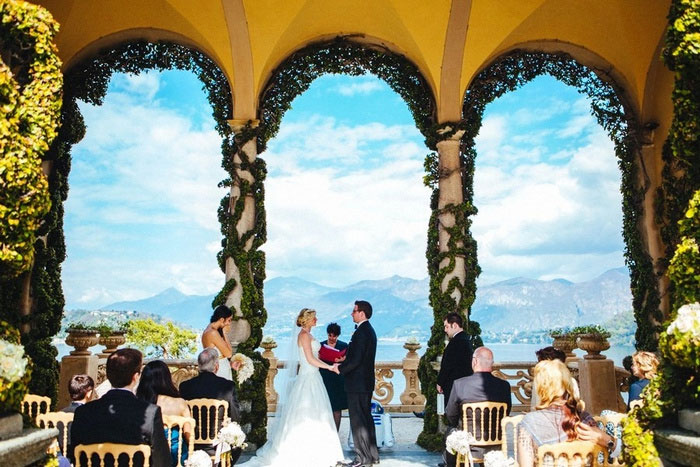 Clic Destination Wedding At Lake Como