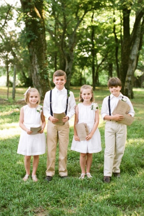 Classic Southern Country Wedding With Lovely Rustic Touches