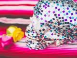 colorful-diy-mosaic-skull-wedding-centerpiece-8