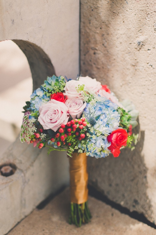 Picture Of colorful wedding in arizonas most beautiful arcosanty  3