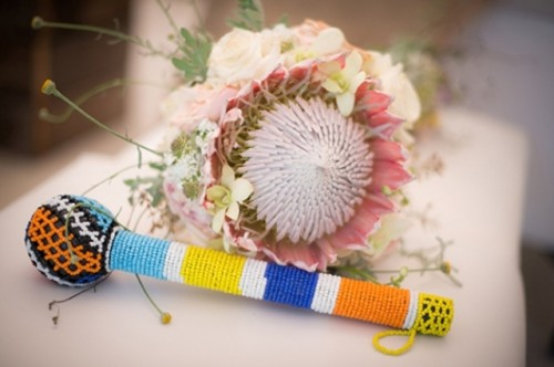 Colorful zulu wedding with traditional style and food weddingomania colorful zulu wedding with traditional style and food junglespirit Image collections