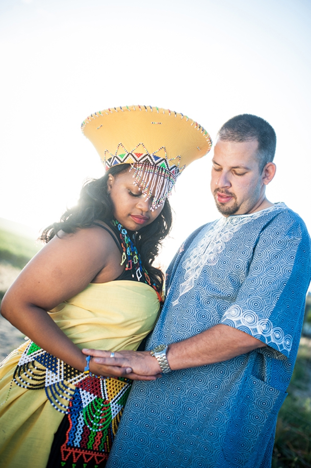 Colorful Zulu Wedding With Traditional Style And Food