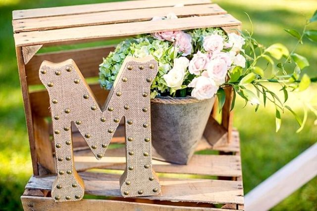 Picture Of completely diy rustic lakeside wedding  19