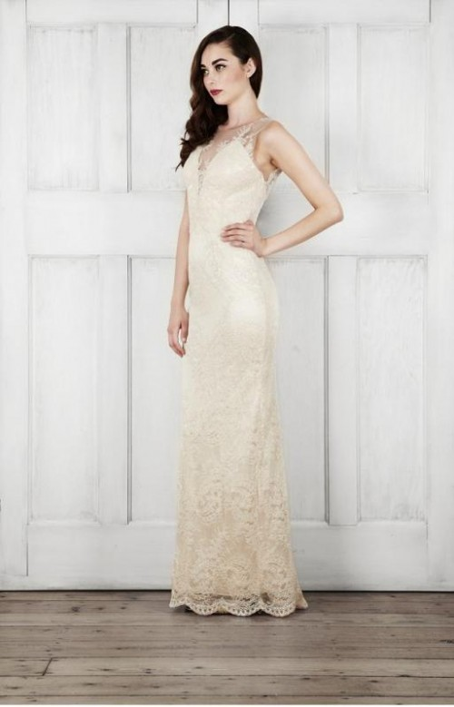 Contemporary And Romantic Catherine Deane 2015 Wedding Dresses