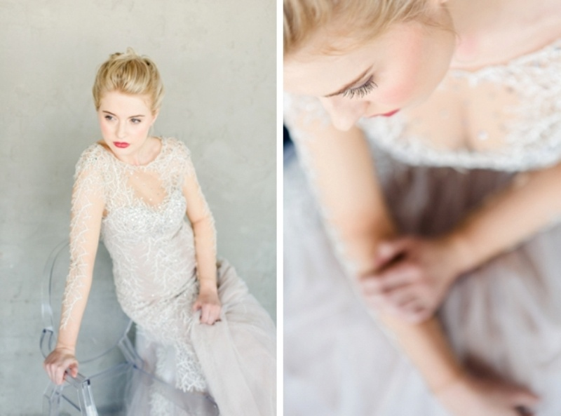 Picture Of contemporary show white winter wedding inspiration  11