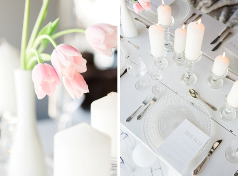 Picture Of contemporary show white winter wedding inspiration  4