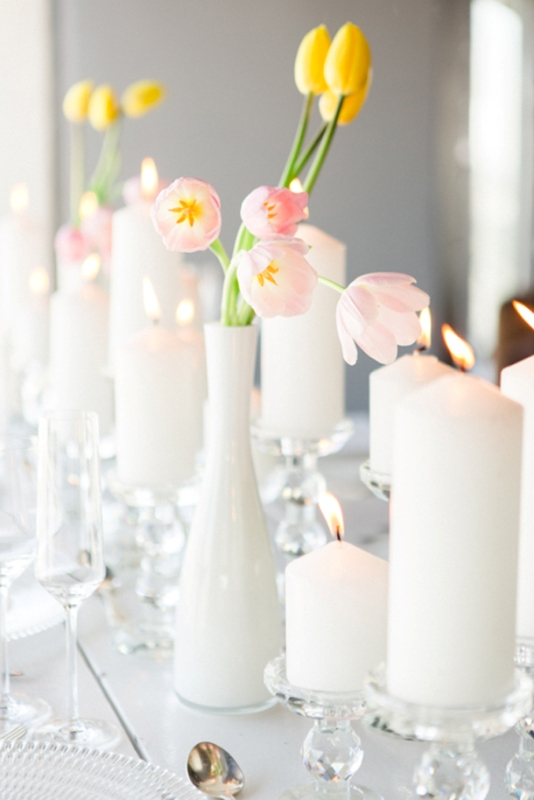 Picture Of contemporary show white winter wedding inspiration  5