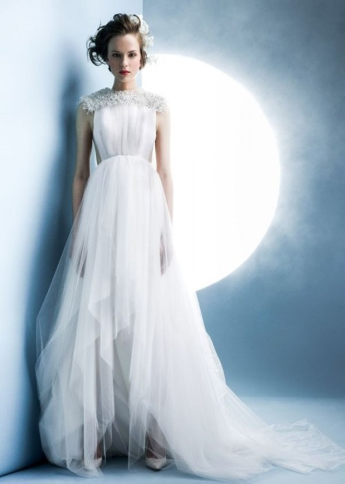 Contemporary Spring 2016 Bridal Dresses Collection From Angel ...