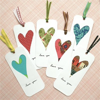 Picture Of Love You Bookmarks