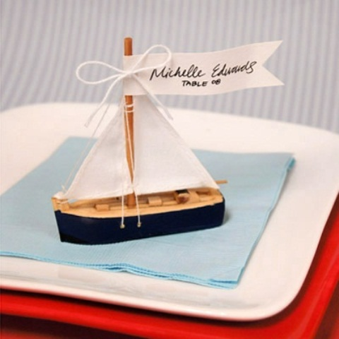 Cool Beach Wedding Card Holders