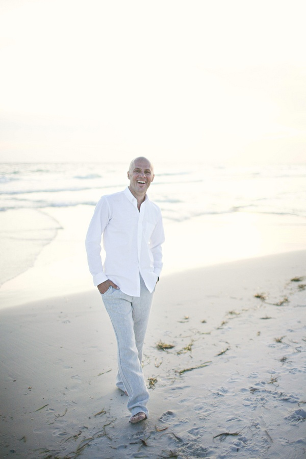 Picture of cool beach wedding groom attire junglespirit Images