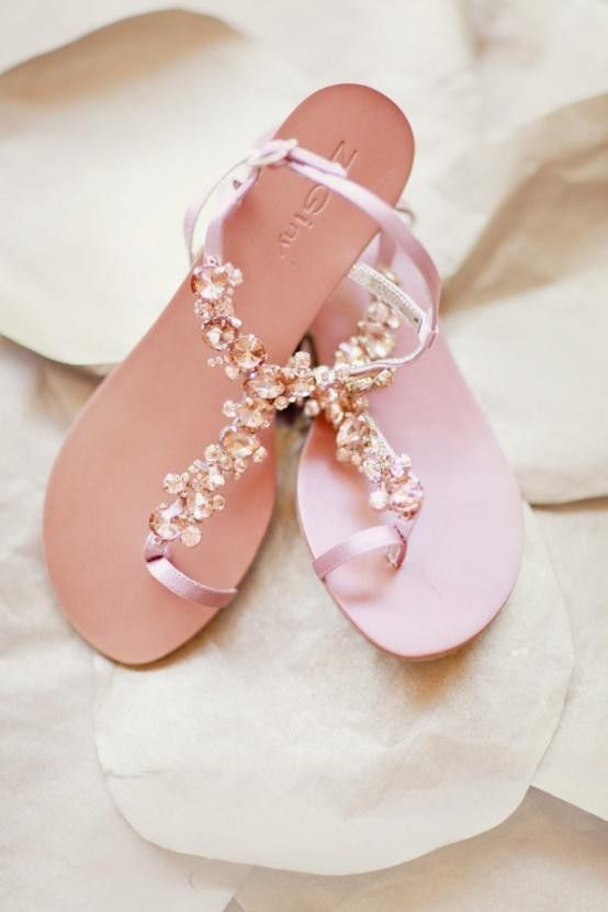 Picture of cool beach wedding sandals junglespirit Choice Image