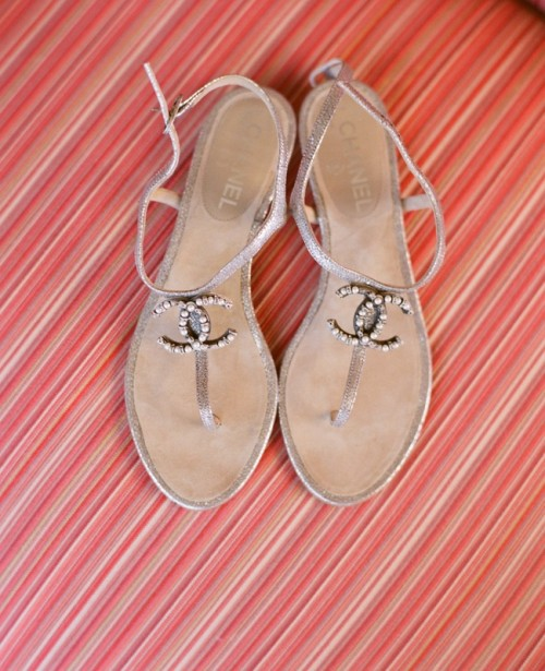 Cool Beach Wedding Sandals