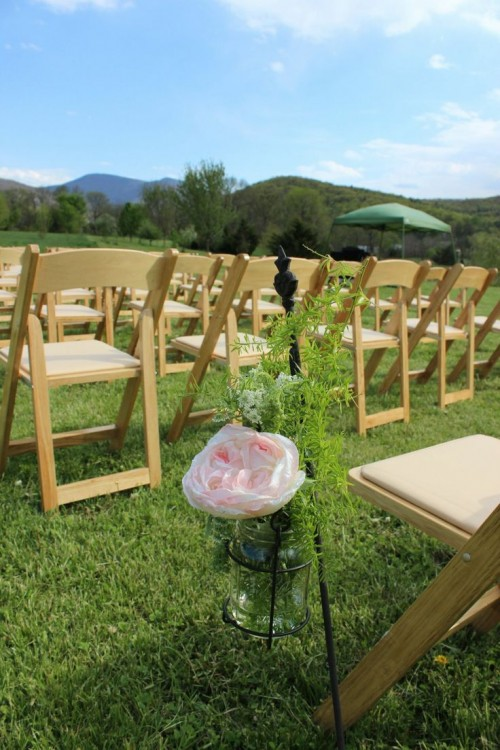 Cool Outdoor Barn Wedding Ideas