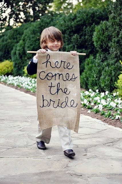 46 Cool Ways To Use Burlap For Wedding
