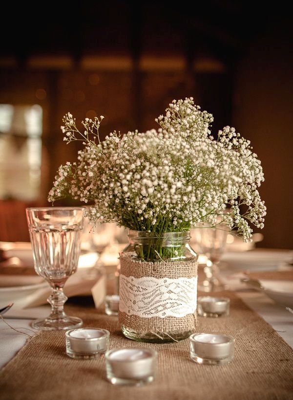 Picture Of cool ways to use burlap for your wedding  11