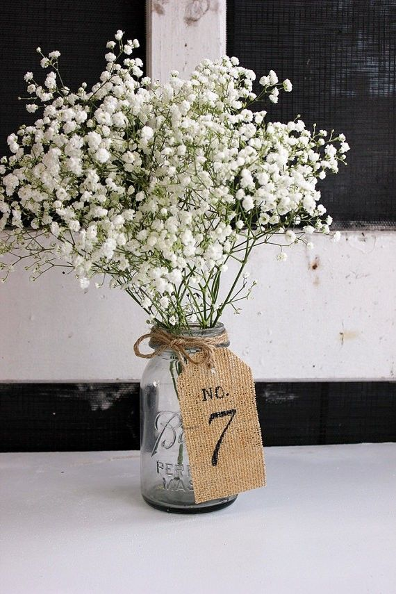 Picture Of cool ways to use burlap for your wedding  22