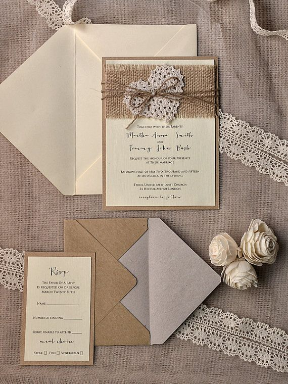 Picture Of cool ways to use burlap for your wedding  6