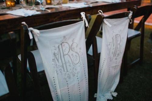 Copper And White Malibu Outdoor Wedding