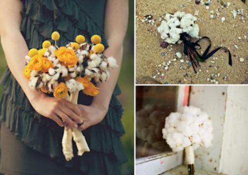 Cotton Wedding Trend
