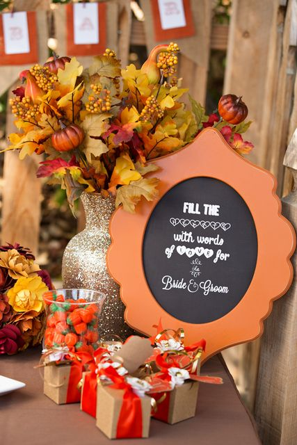 38 Cozy And Sweet Fall Bridal Shower Ideas Weddingomania