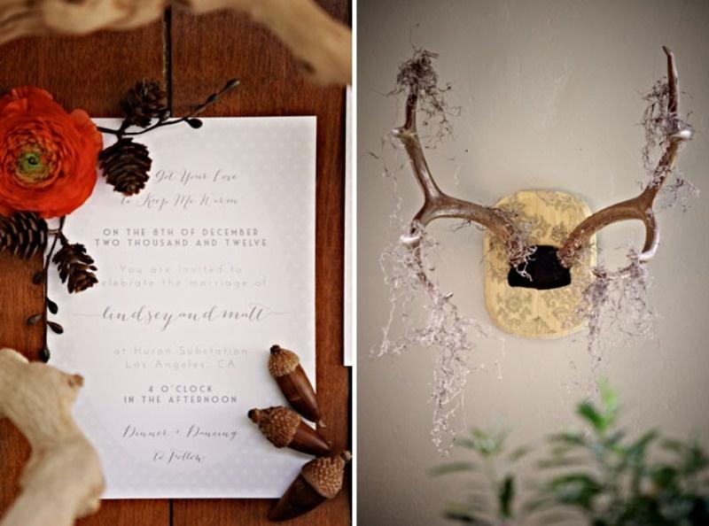 Cozy Winter Decor Ideas For Your Wedding