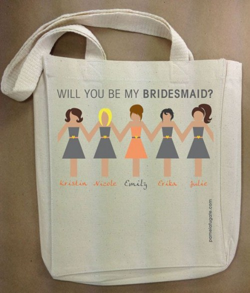 Creative Be My Bridesmaid Ideas