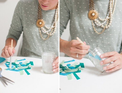 Creative Diy Mason Jar Place Cards