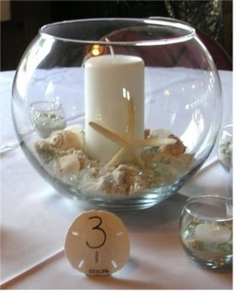 34 creative non floral wedding centerpieces weddingomania creative non floral wedding centerpieces junglespirit Images
