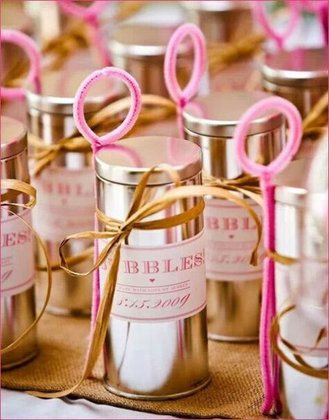 Picture of creative summer wedding favors ideas junglespirit Gallery