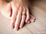 Cute And Eco Friendly Wood Wedding Rings From Mr Lentz Shop