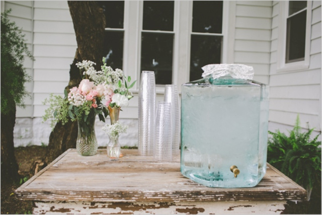 Picture Of cute vintage home sweet home wedding  10